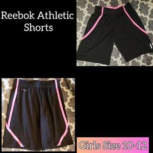 💠Girls Reebok Basketball Shorts